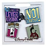 Disney Pin - Emperor's New Groove Booster Set