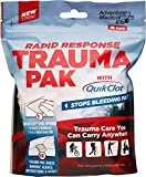 Product review for Adventure Medical Kits Rapid Response Trauma Pak First Aid Kit with QuikClot