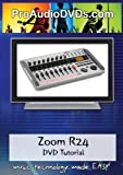 Zoom R24 DVD Video Tutorial Manual Help