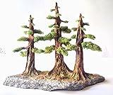 Artificial Bonsai Tree - 3 Bonsai Trees Set - Very Realistic Bonsai Tree
