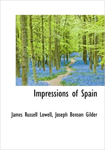 Book Impressions of Spain