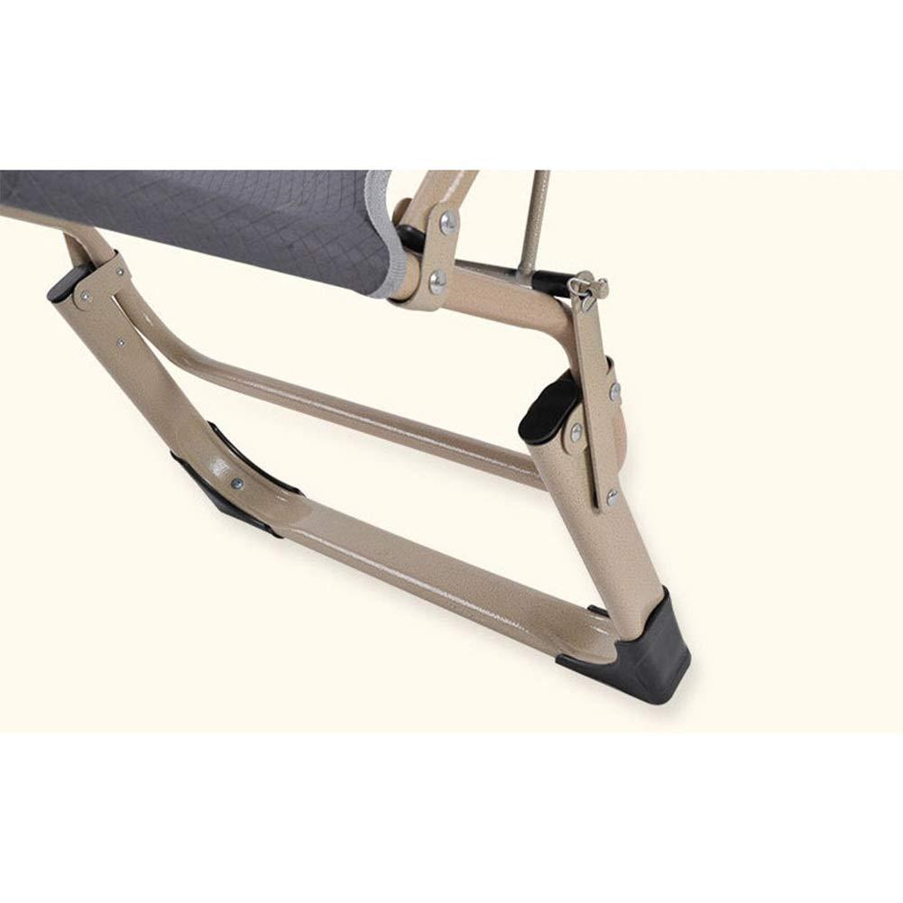 Amazon.com: QY D-58 Silla de oficina Siesta, silla de playa ...