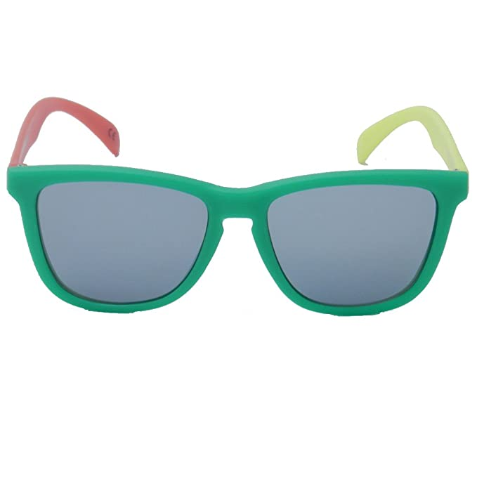 Gafas de Sol Knockaround Classic Premium Rasta / smoke ...