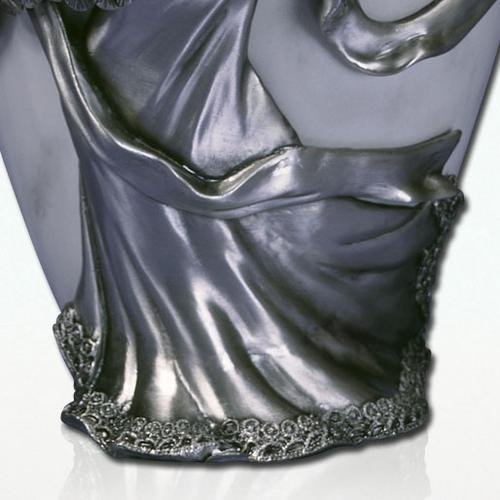 Angelstar Angel's Embrace Pewter Urn, 5-Inch, 8 Cubic Inch (45420) by Angel Star (Image #7)
