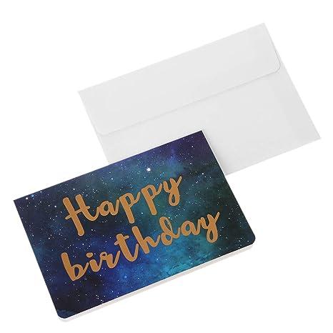 zijianZZJ mejor tarjeta de regalo de papel, hermosa tarjeta ...