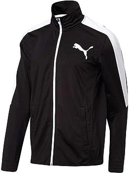 puma white track jacket