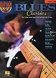Guitar Play Along Volume 95 Blues Classics Gtr BK/CD (Hal Leonard Guitar Play-Along)