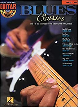 Guitar Play-Along Volume 95: Blues Classics (Hal Leonard Guitar Play-Along)