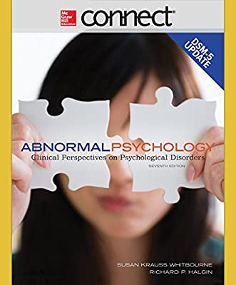 Abnormal Psychology with DSM-5 Update with Connect Access Card