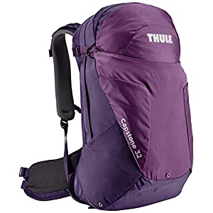 Thule Women's Capstone Hiking Pack, Crown Jewel/Potion, 32-Liter