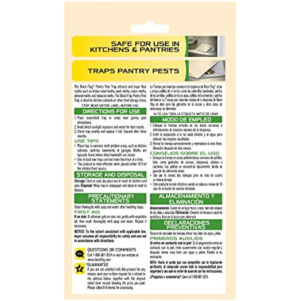 100534416 Insect Trap White Home Pest Control Traps
