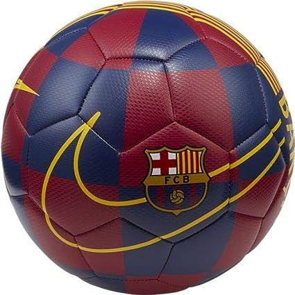 Nike FCB Nk Prstg Soccer Ball, Unisex Adulto: Amazon.es: Deportes ...
