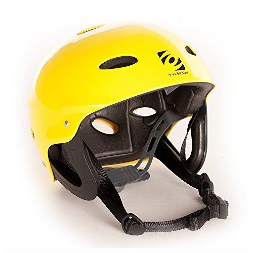 TYPHOON – 485272-0016/448 : TYPHOON – 485272-0016/448 : Helmet for water activities WATERSPORTS COLOR YELLOW SIZE M (55…