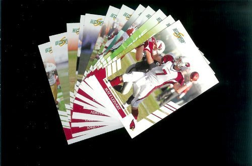 Arizona CardCardinals Football Cards - 3 Years of Score Complete Team Sets 2006,2007, 2008 - Includes Stars, Rookies & More - Individually Packaged!