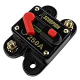 XSCORPION (CB250) 250 Amp Circuit Breaker with Manual Reset
