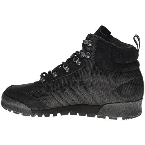 Nuovo Adidas Uomo Jake Boot 2.0 Gomma Pelle Verde Nero