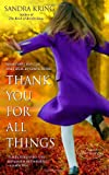 Thank You for All Things