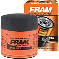 FRAM PH4967 Extra Guard Carro de pasajeros Spin-On Oil Filter