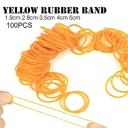 pack elastici per la scuola Ufficio delle famiglie Pacchetto Rubber Ring Matthew00Felix 100pcs