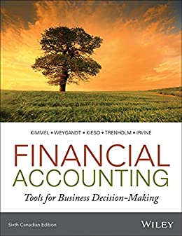 Financial accounting tools for business decision making 6th financial accounting tools for business decision making 6th canadian edition by kimmel fandeluxe Choice Image