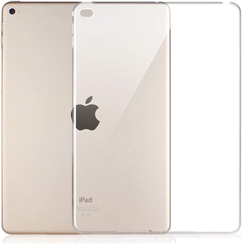 iZi Way iPad Mini 5 2019 TPU Case, Ultra Slim Soft Silicone Back Cover for iPad Mini 5th Generation 7.9 inch- Crystal Clear