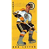 Bob Leiter Hockey Card 1994 Parkhurst Tall Boys 64-65 #11 Bob Leiter