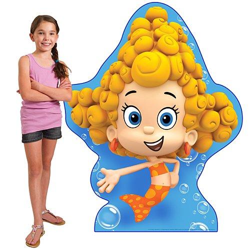 4 ft. 9 in. Bubble Guppies Deema Standee