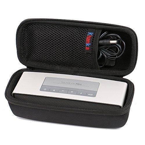 Khanka EVA Hard Case Travel Carry Bag for Bose Soundlink Mini Bluetooth Portable Wireless Speaker 1 I / (Mini Speaker Carry Case)