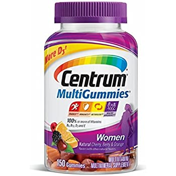 Amazon.com: Multivitaminas Forever Woman 365 tabletas para todo un ...