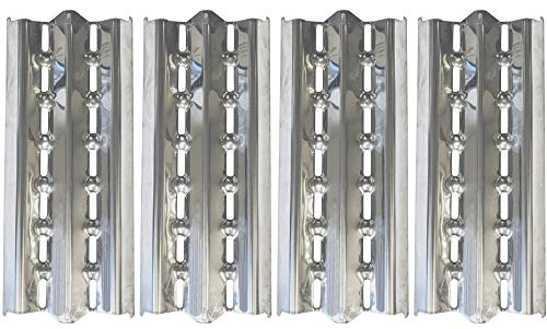 Broil King 18429 Flav-R-Wave Heat Plates for Monarch, Sovereign, Signet Gas Grills (4-Pack)