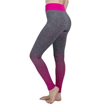 Ruimada Mujeres Deportes Pantalones Medias Fitness Yoga ...