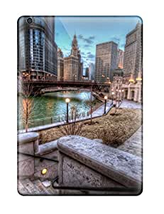 New Style Fashion Design Hard Case Cover/ Protector For Ipad Air