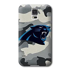 NFL Carolina Panthers Samsung Hard Case Covers,Durable Design Protector For Samsung Galaxy S5