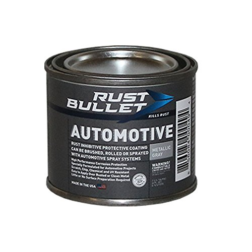 Auto Body Rust Treatment - 4