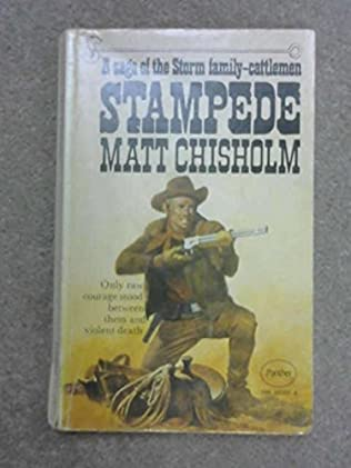 book cover of Stampede