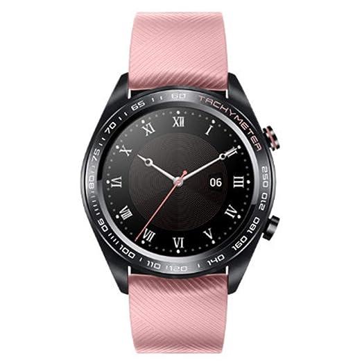 DKings - Reloj Inteligente y Duradero para Huawei Honor Watch, Color Negro: Amazon.es: Relojes