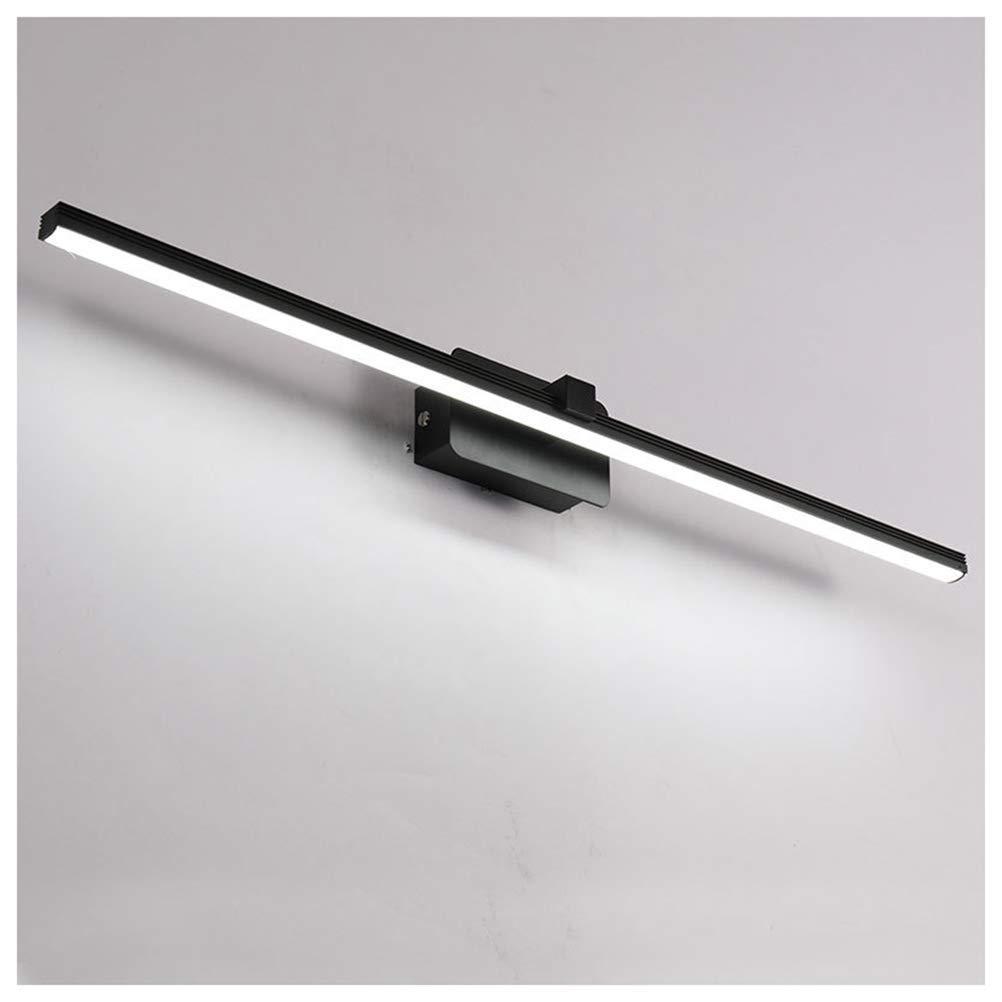Weiß Light-40cm BAIF Beleuchtung Einfache Spiegel Scheinwerfer, Led Wasserdicht und Anti-Fog Badezimmer Wandleuchte Spiegelschrank Licht Kosmetikspiegelleuchte (Farbe  Weißes Licht-40cm)
