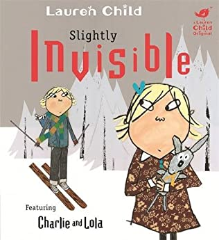 book cover of Slightly Invisible