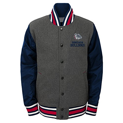Gonzaga Bulldogs Jacket (NCAA Gonzaga Bulldogs Youth Boys