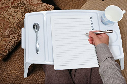Amazoncom Folding Serving Tv Tray Table Lightweight Light Duty