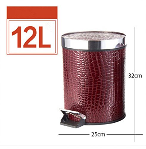 12-l-large-capacity-beeline-of-water-route-round-with-a-lid-trash-can-office-plastic-wastebasket-fin