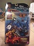 Disney's Atlantis, The Lost Empire, MOLIERE