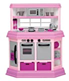 Minnie Mouse Kitchen Set Best Deals - American Plastic Toy Deluxe Custom Kitchen
