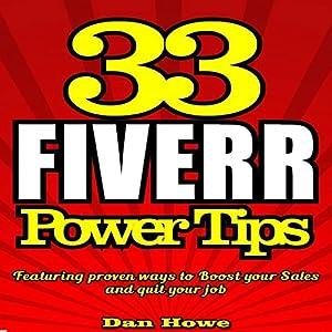 33 Fiverr Power Tips Audiobook