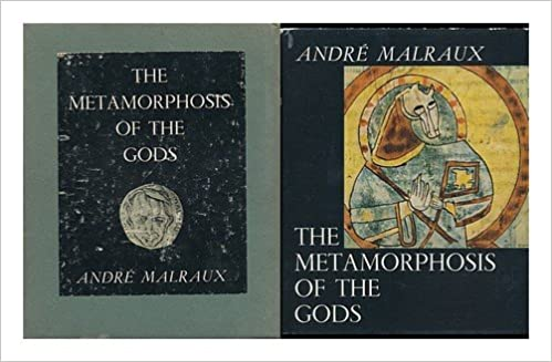 the metamorphosis of the gods translated by stuart gilbert uniform title mtamorphose des dieux english