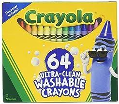 Crayola 52-3287 Ultra Clean Washable Cra...