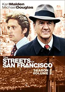The Streets of San Francisco: Season 2, Vol. 2