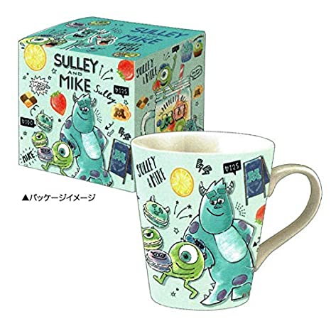 Amazon com : Disney Monsters, Inc  Characters Mug Cup š Monsters