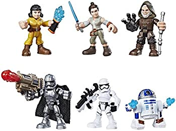 Playskool Galactic Heroes Star Wars Resistance VS. First Order