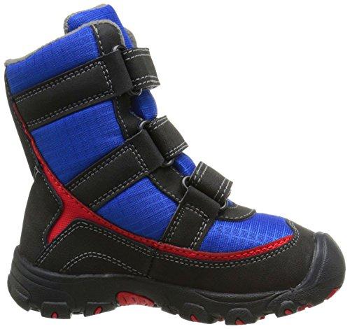 Keen Trezzo II WP enfants Chaussures d'hiver Bottes Bleu Rouge